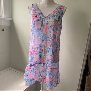 NWT Lilly Pulitzer cover up